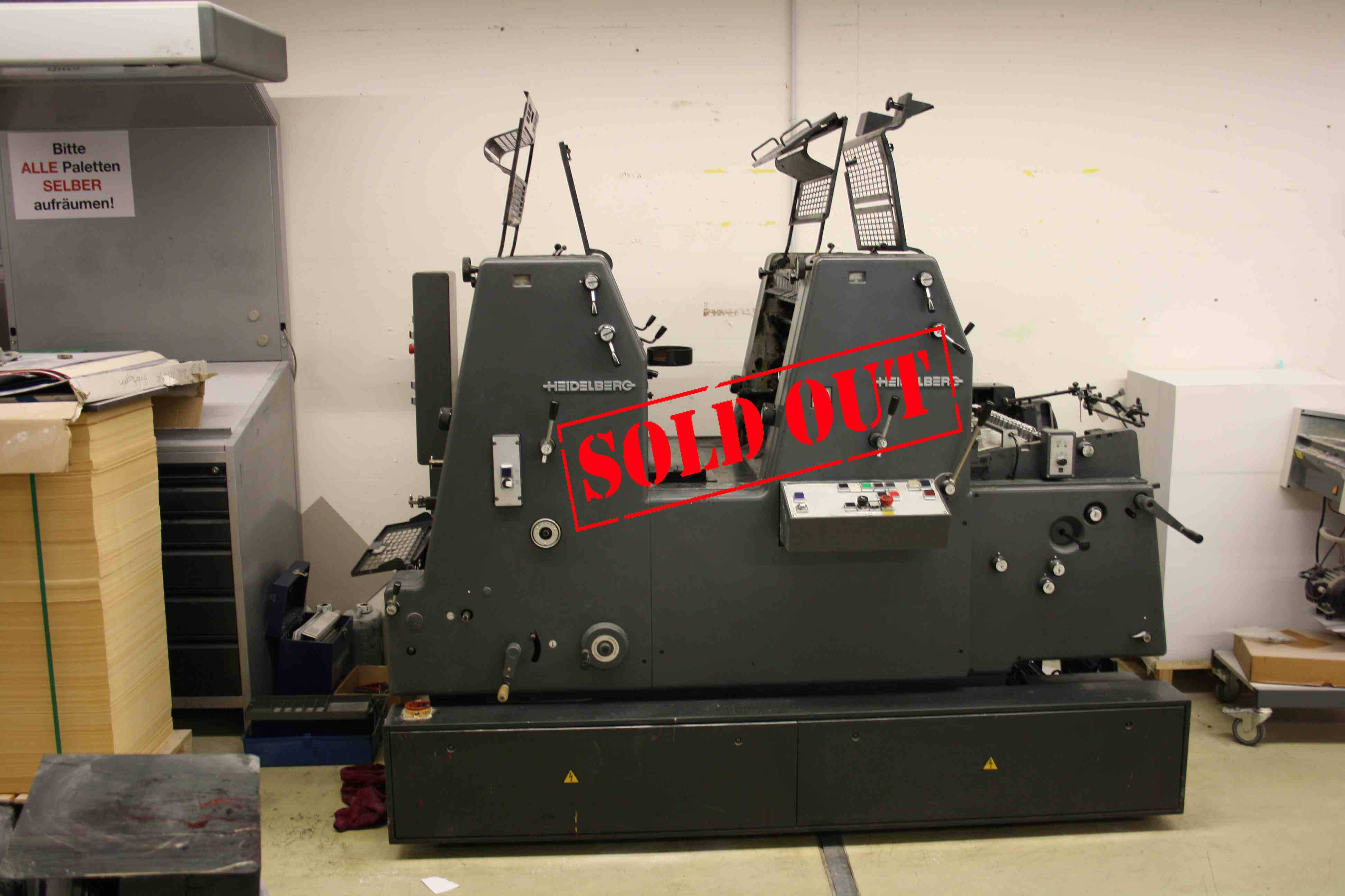 used digital printing machines in uae